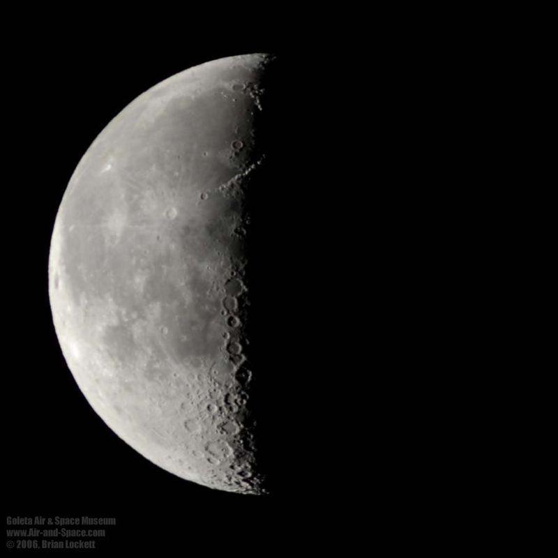 20061014 last quarter Moon l