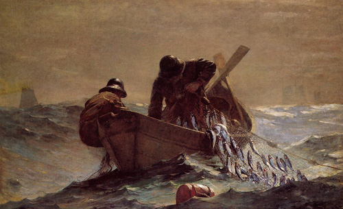 Winslow-Homer-xx-The-Herring-Net-xx-The-Art-Institute-of-Chicago-Chicago